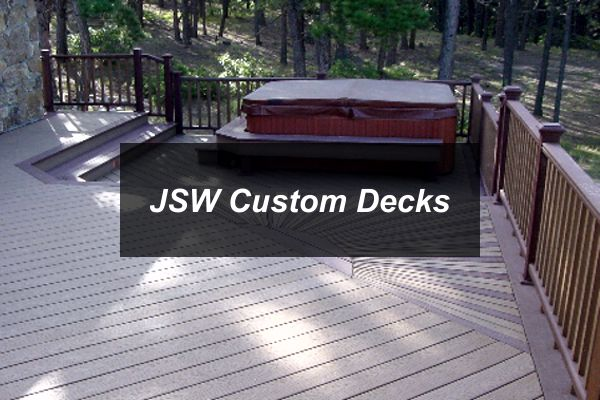 JSW Custom Decks in Colorado Springs