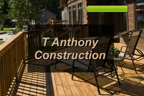 T Anthony Construction in Colorado Springs