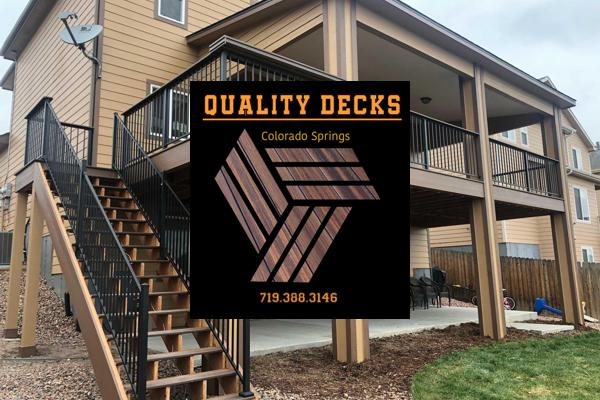 Colorado Springs Decks &Amp; Pergolas