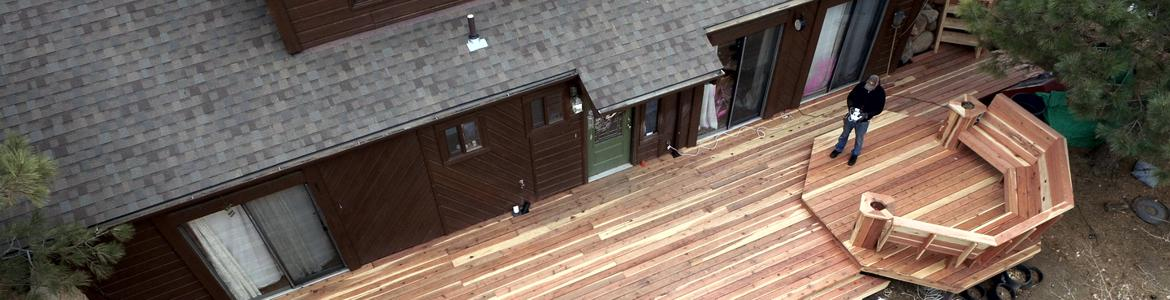 Do It Yourself Deck Projects in Colorado Springs