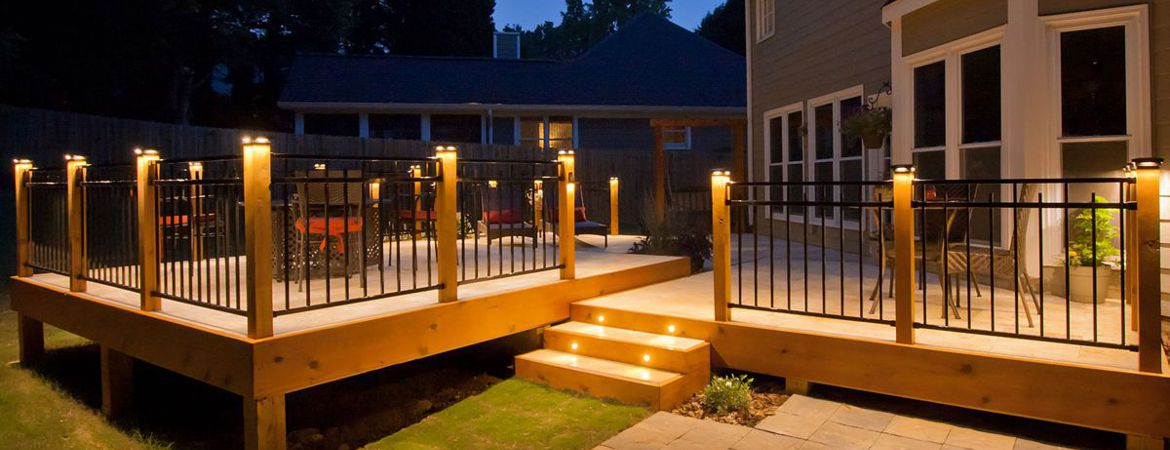 Top Quality Deck Railing in Colorado Springs